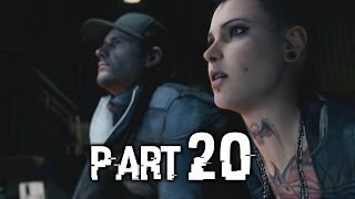 Watch Dogs Gameplay Walkthrough Part 20 - The Wards (PS4)