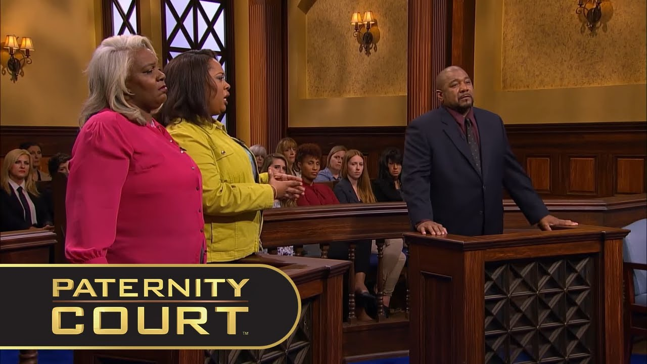 35 Year Old Woman Meets Potential Father for the First Time Ever (Full Episode)   Paternity Court