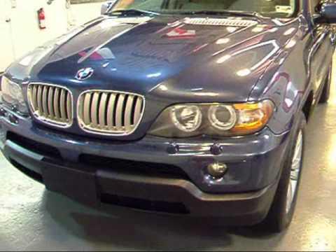 2004 BMW X5 4.4i - eDirect Motors - YouTube