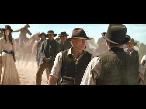 Trailer do filme Cowboys & Aliens