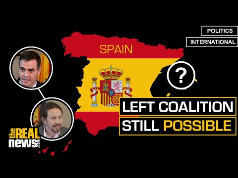 Spain's Far Right Wins Big, But Left Coalition Still Possible