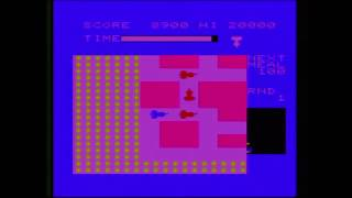Radar Rat Race for Commodore Vic-20 - Sinistermoon