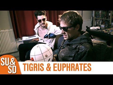 Tigris & Euphrates - Shut Up & Sit Down Review