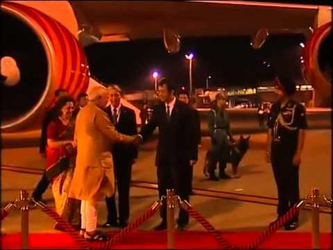PM Modi arrives in Tokyo