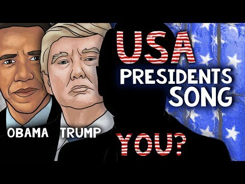 US Presidents Song For Kids | 2018