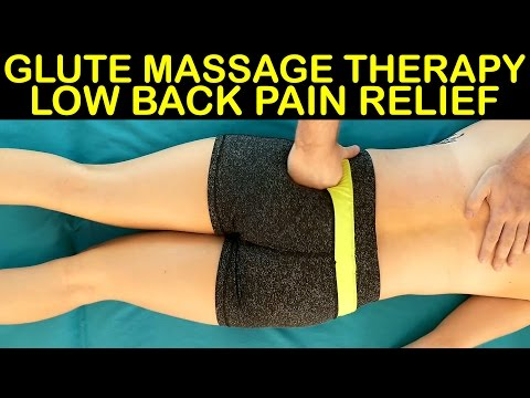 Glute Age Techniques For Lower Back Pain Learn How To Give Age