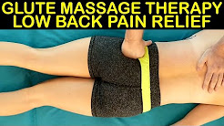 Glute Massage Techniques for Lower Back Pain – Learn How To Give Massage