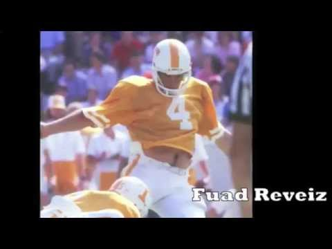 Vols Jersey Countdown No. 4 featuring Terrance Cleveland, Jeff Hall,