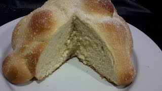 Pan de muerto, Receta #49, recetas de comida mexicana