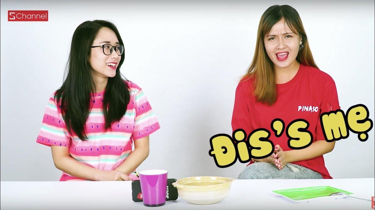 CƯỜI TÉ GHẾ: Con gái Nam và Bắc nói về sự khác nhau của ngôn ngữ!