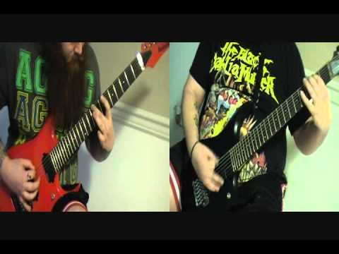 "CARNIFEX - ""Until I Feel Nothing"" Guitar Demo (OFFICIAL PLAYTHROUGH)"