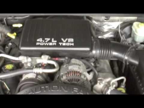 1999 Jeep Grand Cherokee 47 V8  Engine Noise  YouTube
