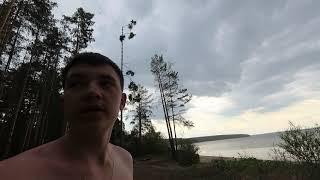 Рыбалка С НОЧЁВКОЙ на СУРСКОМ водохранилище Рыбалка на ДОНКИ
