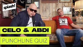 WHO DAT?! - Celo & Abdi im Punchline-Quiz (splash! Mag TV)