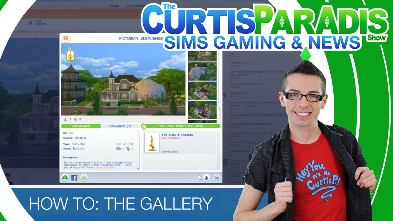Curtisparadislive sims 4 building starter home part 1 youtube - Curtisparadislive Sims 4 Building Starter Home Part 1 Youtube How To Find Me On The
