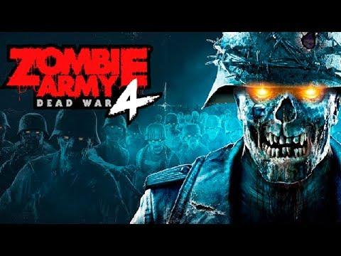 ZOMBIE ARMY 4: Dead War ► Финал ► Прохождение #8