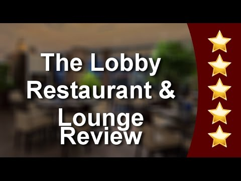 The Lobby Restaurant at Pinnacle at the Pier North Vancouver Reviews