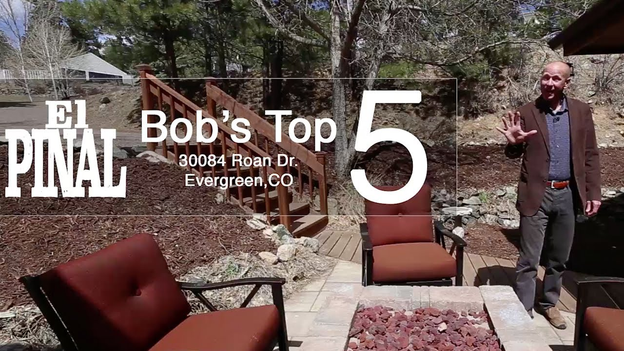 Bob's Top 5 Reasons To Love 30084 Road Dr. In Evergreen