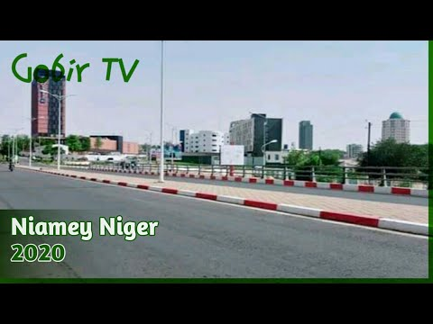 Birnin Yamai ya shiga Kundin Tarihi – Trendy Photos of Niamey Capital City