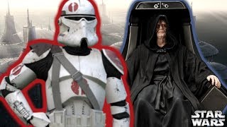Why The Clone Troopers Turned EVIL After Order 66 - Star Wars Explained