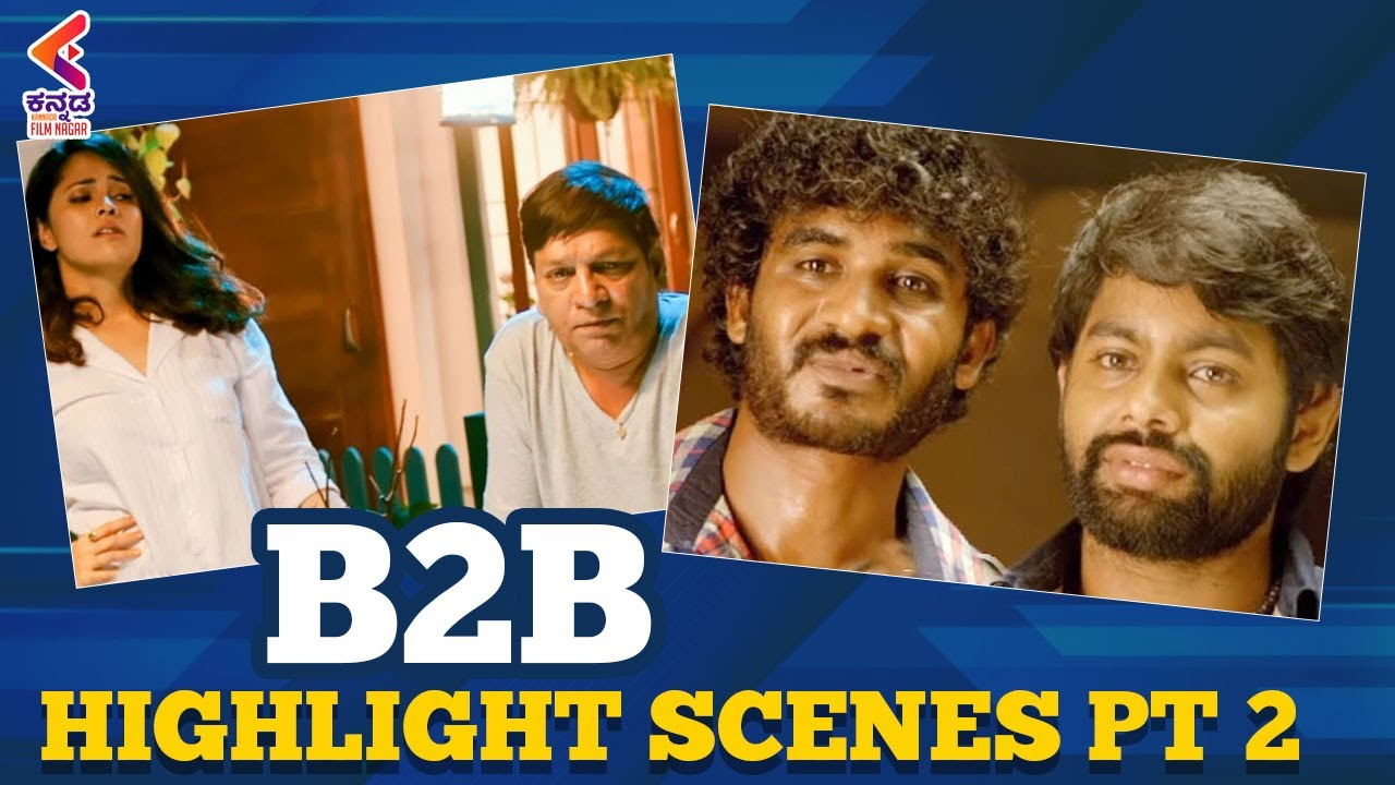 Top 5 Kannada highlight scenes | Latest Kannada Movies | Happy Birthday | Jindaa | Kannada Filmnagar
