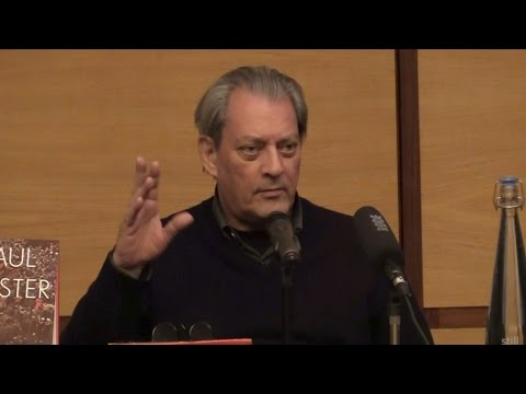 Paul Auster on '4 3 2 1', with Alex Preston