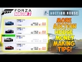 Forza Horizon 3 - AUCTION HOUSE MONEY MAKING METHOD! MORE TIPS!