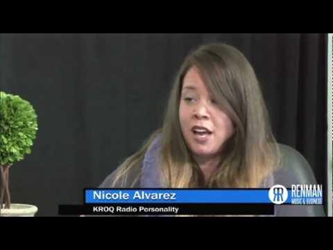 Nicole Alvarez Kroq