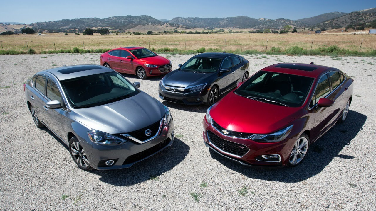 Compact Sedan Comparison Kelley Blue Book Youtube