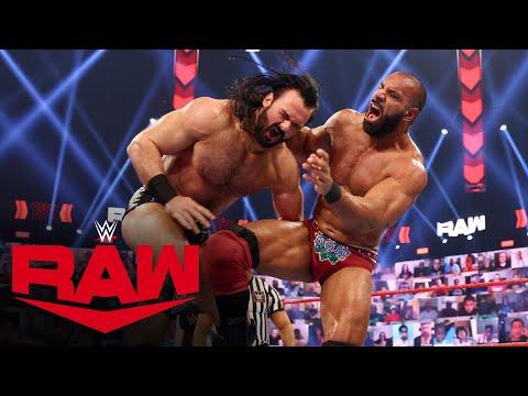 Drew McIntyre vs. Jinder Mahal: Raw, July 5, 2021