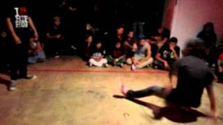 2011 S&P 2: #9 Floetic (IGSNP) vs. Alan (Cypher City Kings)
