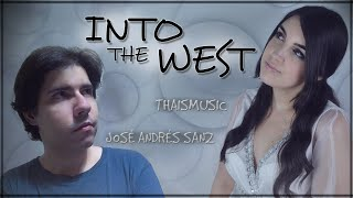 The Lord of the Rings - Into the west cover - Annie Lennox