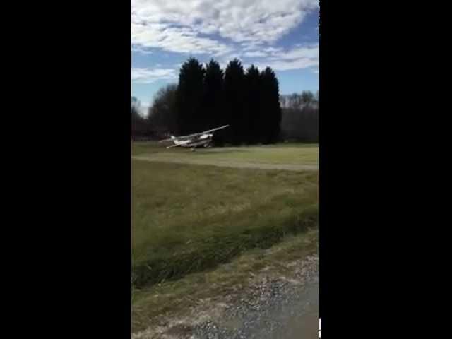 Cessna 182 Short field