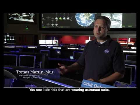 Meet the Navigators: Jet Propulsion Laboratory