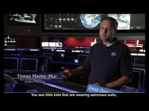 Meet the Navigators: Jet Propulsion Laboratory