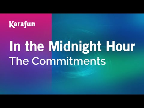 Karaoke In The Midnight Hour - The Commitments *