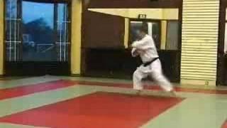 Wado Ryu Karate Kata Jion
