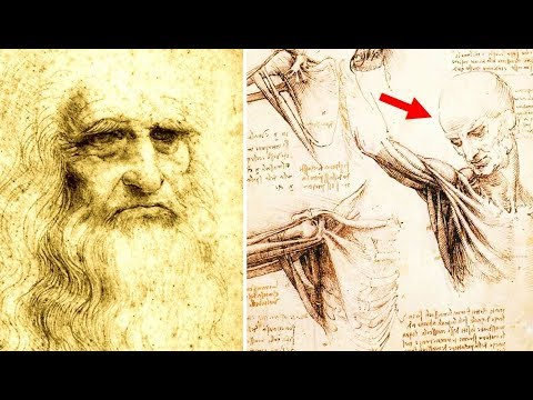 5 Hidden Things About Leonardo Da Vinci To Blow Your Mind