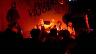 Friska Viljor - We are happy now (La La La) - Live im Schocken, Stuttgart 2009
