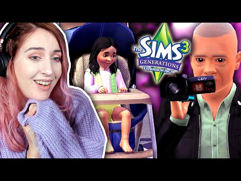 The Sims 3: Generations Is The Best Expansion Ever Made