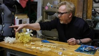 Adam Savages One Day Builds Strandbeest Model Kit