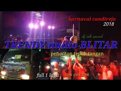 Trendy audio di sorak i penonton | karnaval candirejo