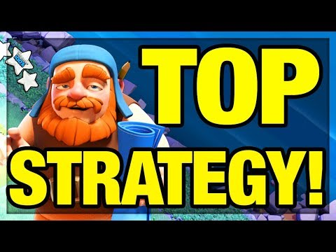 TOP STRATEGY! Clash of Clans Global Leaderboard Strategy and FREE GEMS!