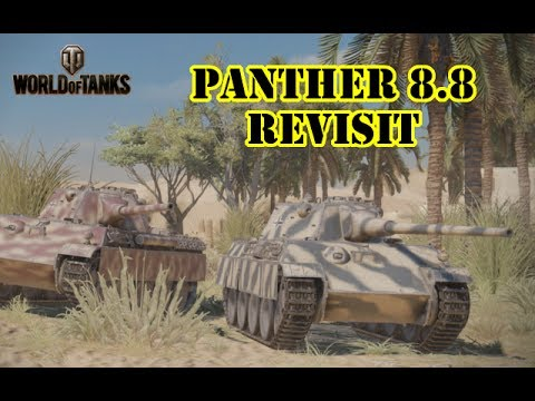 World of Tanks Panther mit 8,8 cm L/71 - 5 Kills 7,1K Damage from YouTube · Duration:  11 minutes 57 seconds