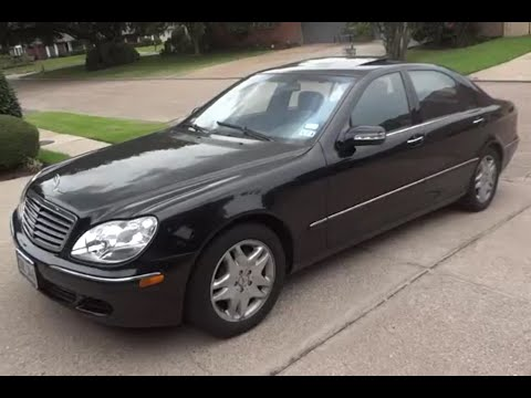 2003 mercedes benz s430 review youtube for 2003 mercedes benz suv
