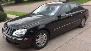 2003 Mercedes Benz S430 Review
