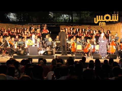 Festival de Carthage ; des extraits du spectacle de Marcel khalifa