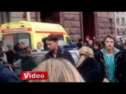 Rusyada büyük patlamaÖlü ve yaralılar var