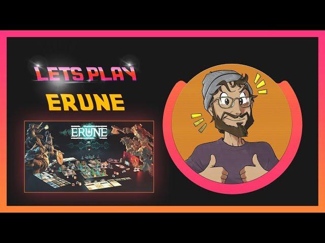 [LETSPLAY] On se lance dans Erune, le renouveau Heroquest !