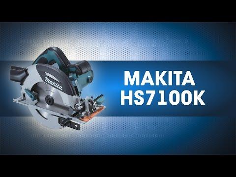 Ръчен циркуляр MAKITA HS7101 #0JnoO24lBfc